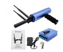MT315 Long Range Search Blue 800m Metal Detector Locator Scanner Underground Gold Racer