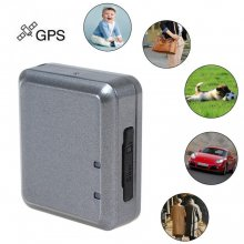 V8 High Accuracy mini GPS tracker Long time standby Voice monitoring GSM quad band network GPS location Low battery alarm