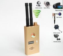CC312 Details about DIY Reinforcing Anti-Spy Bug RF Detector Finder Hidden Camera Tracking Device
