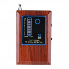 CT15 Portable wireless pinhole camera Professional RF Signal Detector with Alarm Function