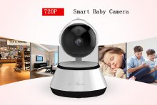 Y1 IP Camera Wireless 720P Home Security Surveillance CCTV Network Camera Night Vision Two Way Audio Baby Monitor