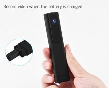 T190 Pen Camera Digital Mini Video Camera Full HD 1080P H.264 Camera Working During Charging Mini DV Camcorder Voice Recorder