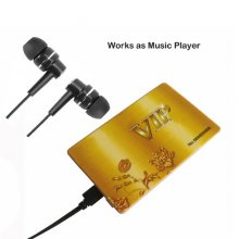 VR11 VIP card Voice Activated Hidden card Audio voice recorder