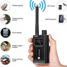 T-6000 Details about Anti-Spy GPS Signal Lens RF Tracker Hidden Camera GSM SPY Bug Detector