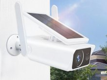 Y7W FHD 3MP Solar Battery WiFi Camera Outdoor IR Night Vision Two-Way Audio PIR Detect Alarm Wireless Rechargeable CCTV IP Camera