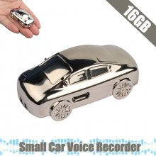 S33, Car Model Voice Recorder, Mini Size, WAV/192kbps, Battery Time 20hours, Play Back, Built in 8G