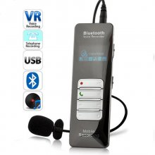 DVR-188 8GB Bluetooth Voice Recorder for Mobile Cellphone USB Digital Voice Recorder Mp3