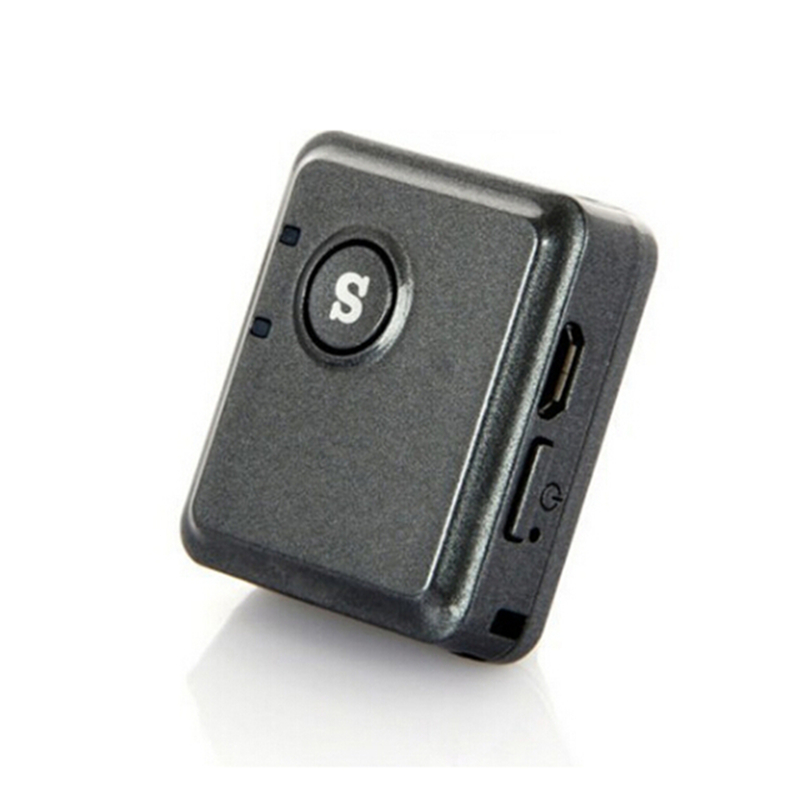 V8S GPS Tracker Mini Vehicle Locator Personal GPS Locator 12 Days Standby Time Silent SOS Lifetime Free Web APP Tracking